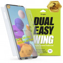 Ringke Galaxy A21S Screen Protector Dual Easy Wing