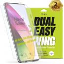 Ringke OnePlus 8 Protector de pantalla Dual Easy W