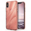 Ringke Iphone X Case Flow Or Rose