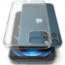 Ringke iPhone 12 Pro Max Case Fusion Matte Clear
