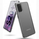 Ringke Galaxy S20 + Funda Fusion Mate Transparente