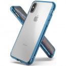 Ringke iPhone X/XS Case Fusion Aqua Blue