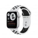 Apple Watch Nike SE GPS 40mm Silver Alu case, Pure