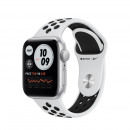 Apple Watch Nike SE GPS 40mm Silber Alu Gehäuse, P