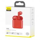 Baseus Earphone Bluetooth Encok W09 True Wireless