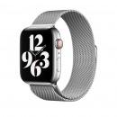 Bracelet de montre Apple WiWU 42 mm / 44 mm, acier