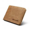 iCarer Tool Wallet Shenzhou Real Leather Flip Bifo