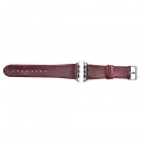 iCarer Watchband-42mm Classic Genuine Leather Seri