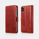 iCarer iPhone X/XS Case Leather Detachable 2-in-1
