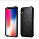iCarer Iphone XR Case Origineel Echt Leer Bla