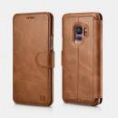 iCarer Samsung S9 Case Distinguished Series Real L