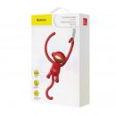 Baseus Fragrance Car Monkey-Shaped Red (SUXUN-MK09