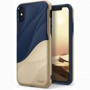 Ringke Iphone X Case Wave Marina Or
