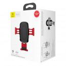 wholesale Car accessories: Baseus Car Mount Wireless Charger Gravity Phone Ho