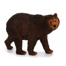 Braunbär poly, 33 cm