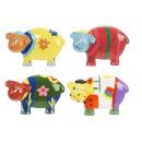 hurtownia Upominki & Artykuly papiernicze:Owce magnes poli 5 cm