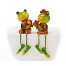 Frog Kantenhocker poli, 12 cm-es