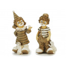 ingrosso Home & Living:Clown di poli, 24 cm