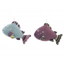 Ryby drutach z przyczepą, 35 cm