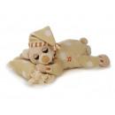 nagyker Párnák és takarók: Medve plüss horkolás hang, 20 cm