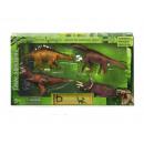 Dinosaurio, 30 cm, hecho de plástico