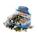 grossiste Vetement et accessoires: la vie de mer en peluche avec 17 cm, Beanies
