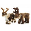 Reindeer of plush, 40 cm