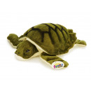 Turtle made of plush, 25 cm