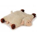 wholesale Toys: Pillows Sheep made of plush, 54 x 40 cm
