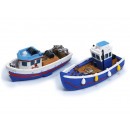 Fishing cutter made of poly, 8 cm