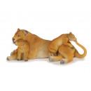 Lion de poly, 24 cm