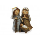 Holy Family of Poly, 8 cm