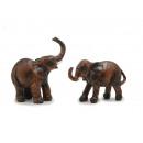 Elefante de poli, 10 cm