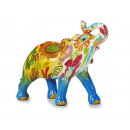 wholesale Home & Living: Elephant standing in poly, 27 x 9 x 21 cm