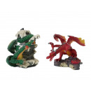 wholesale Jewelry & Watches: Dragon made of poly, 10 cm