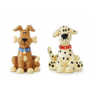 wholesale Home & Living:Dog made of poly, 4,5 cm