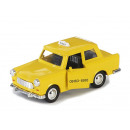Großhandel Geschenkartikel & Papeterie: Trabi Taxi aus Spritzguss, 1:30