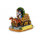 wholesale Home & Living: Brewery carriage made of poly, 8 cm