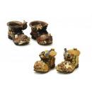 mayorista Jardin y Bricolage: Zapato hecho de poli, 21 cm