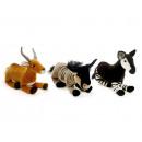 Antilope, gnu, Okapi di peluche, 30 cm