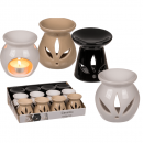 wholesale Fragrance Lamps: Aroma lamp, approx. 8 x 8 cm,
