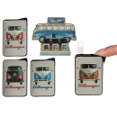 wholesale Lighters: Electric metal Lighter , VW bus, 4- times assorted