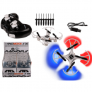 wholesale RC Toys: Remote controlled 4-channel quadrocopter, mini ...