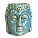 grossiste Maison et habitat: Brûleur à huile de Buddha - Bleu