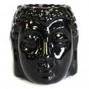 Brûleur à huile de Buddha - Noir