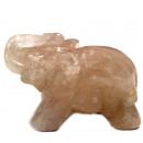 hurtownia Make-up: Gemstone Elephant - Rose Quartz