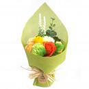 wholesale Shower & Bath: Standing Soap Flower Bouquet - Spring