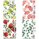 wholesale Notebooks & Tablets: 4x A5 Notebook - Lined Paper - Vintage Fauna
