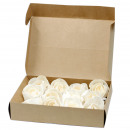 Natural Diffuser Flowers - Lrg Rose on String (box