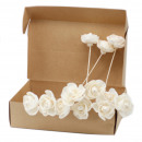 Natural Diffuser Flowers - Rose on Reed (box)